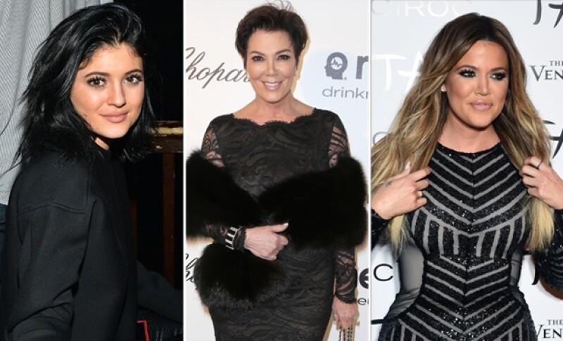 Es cumpleaños de la menor de las Jenner,  por lo que su media hermana Khloe y su mamá Kirs Jenner le dedicaron conmovedores mensajes a través de Instagram.