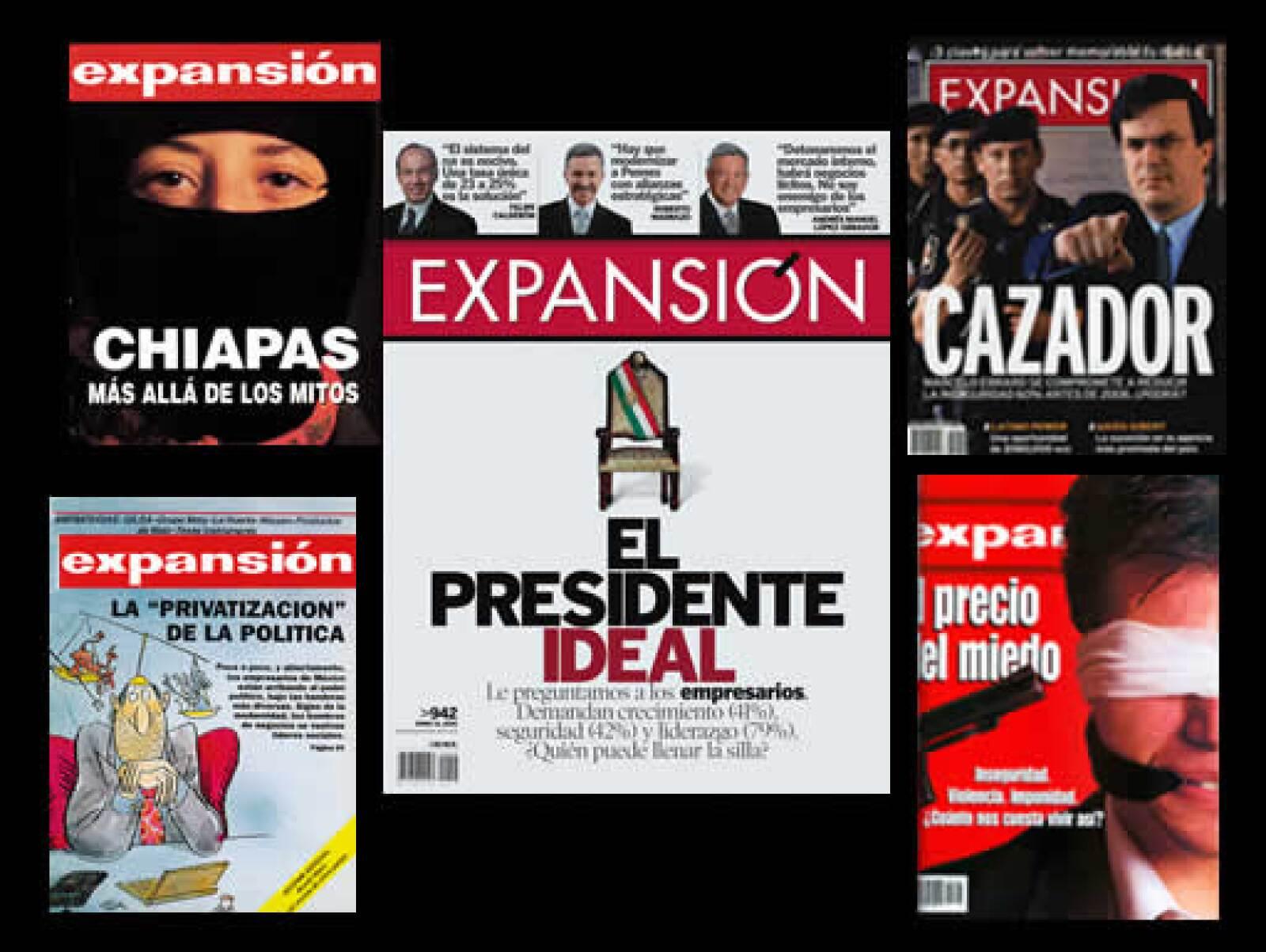 El peso de la política en los negocios se ha incrementado al mismo ritmo que la cobertura que Expansión ha dado a estos temas.