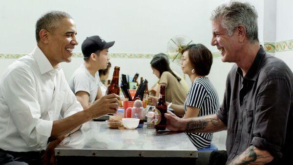 Encuentro con Obama