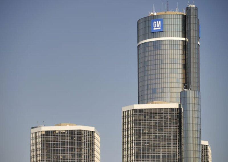 General Motors oficina