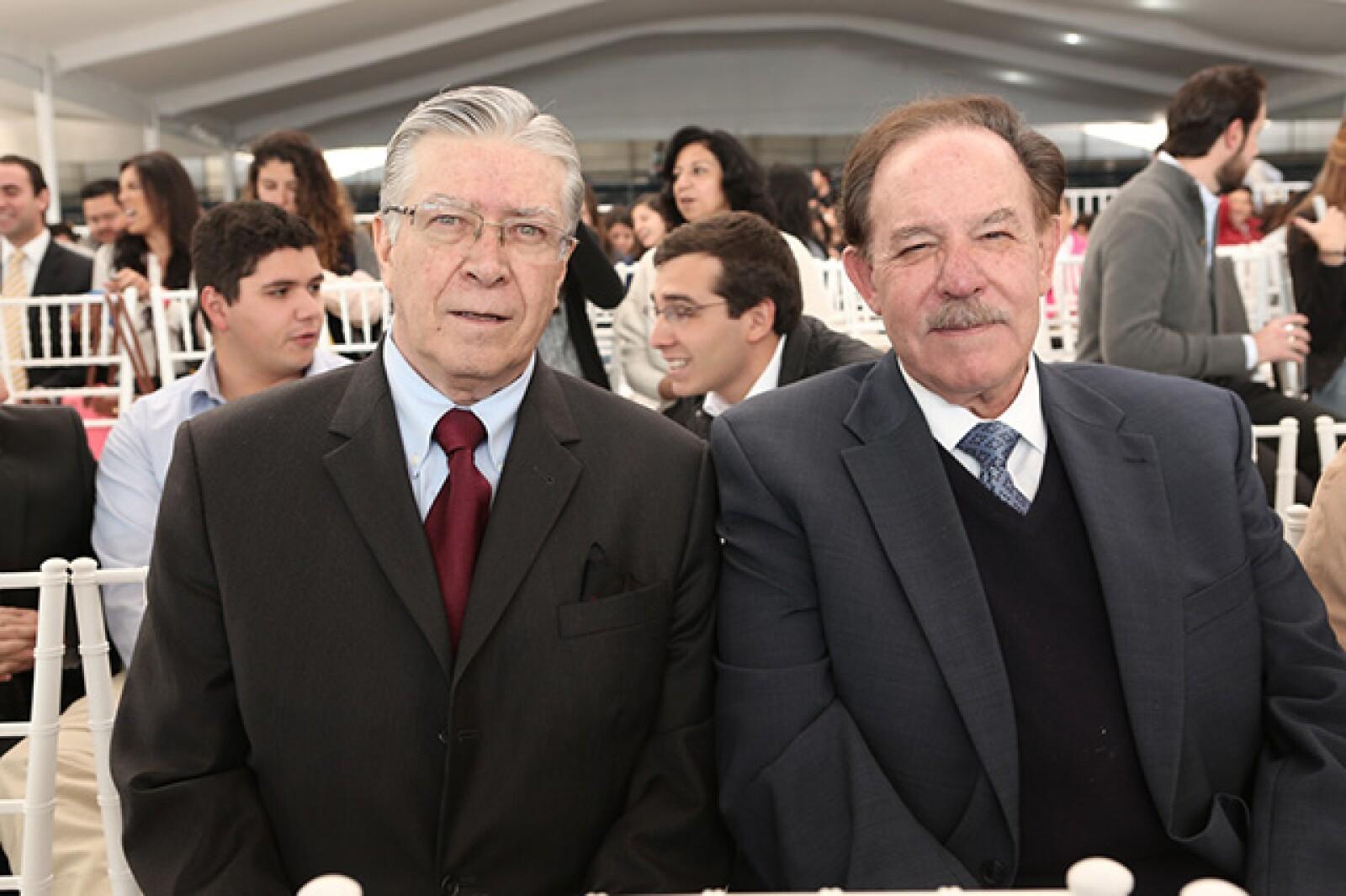 José Gómez y Carlos Autrey