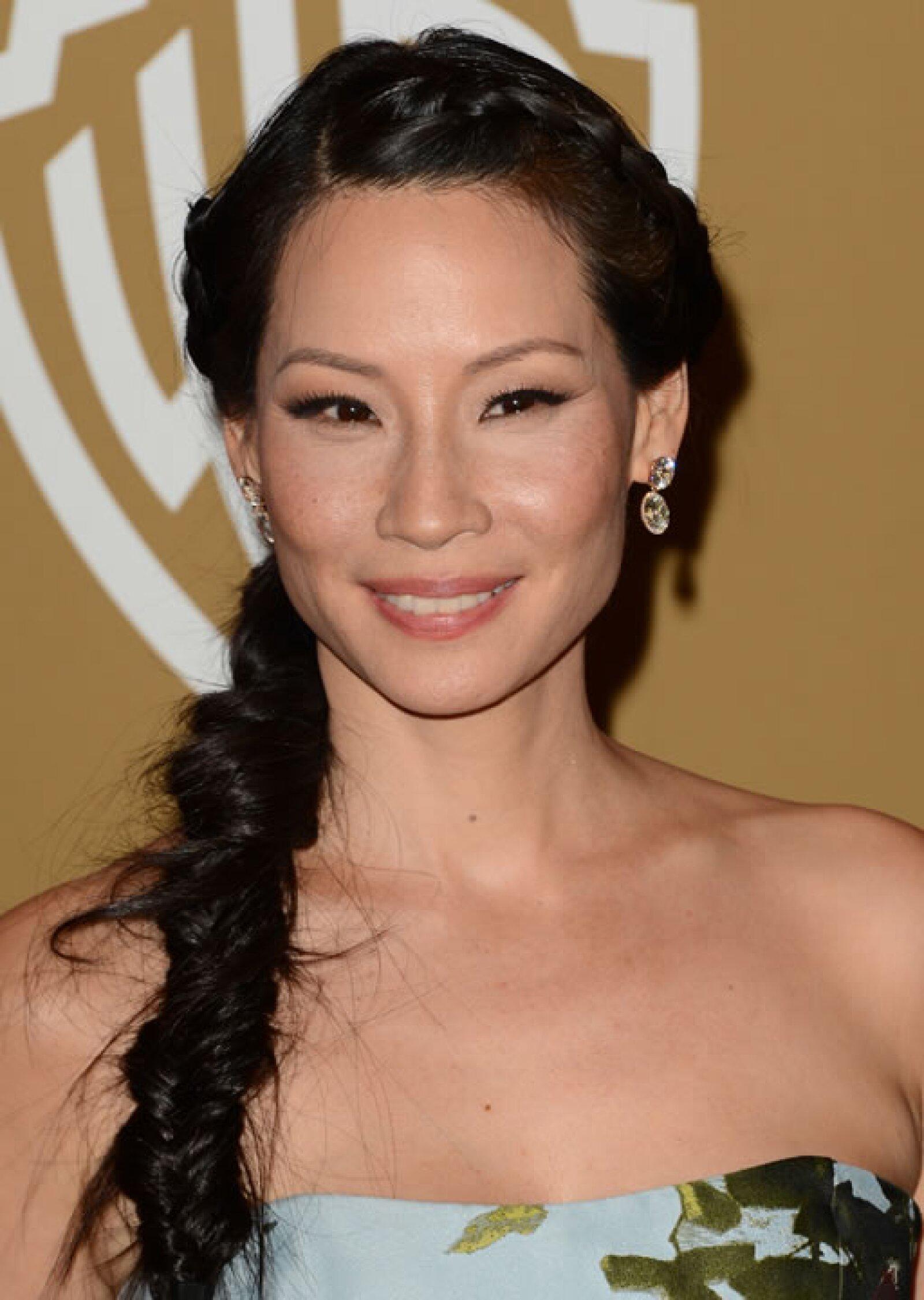 Lucy Liu se especializó en Lenguas Asiáticas antes de convertirse en la estrella de Hollywood que ahora es.