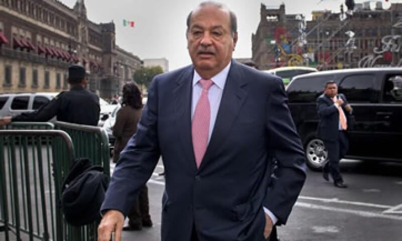 La Fundación de Carlos Slim invirtió en Khan Academy, la cual recibe 10 millones de usuarios (Foto: Cuartoscuro)