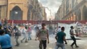 A seis días de la explosión, el primer ministro de Líbano presentó su renuncia