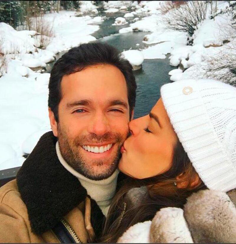 Desde su reencuentro en París la pareja se ha vuelto inseparable.