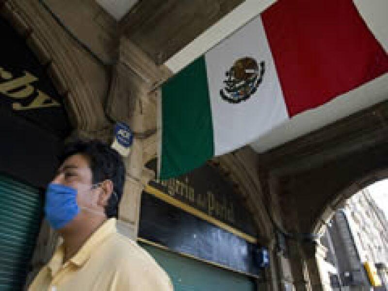 La Secretaría de Salud recomendó el uso de antivirales (Foto: Reuters)