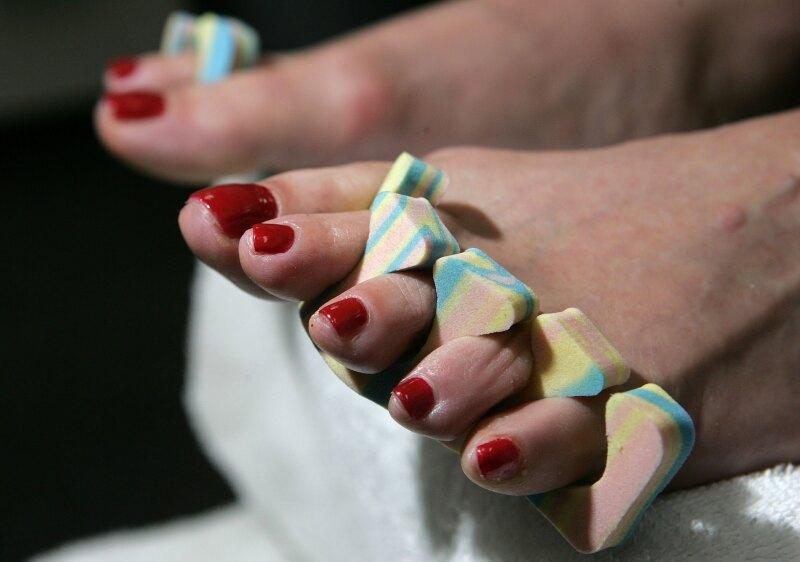 Pedicure y manicure son los más pedidos por los clientes de la plataforma.