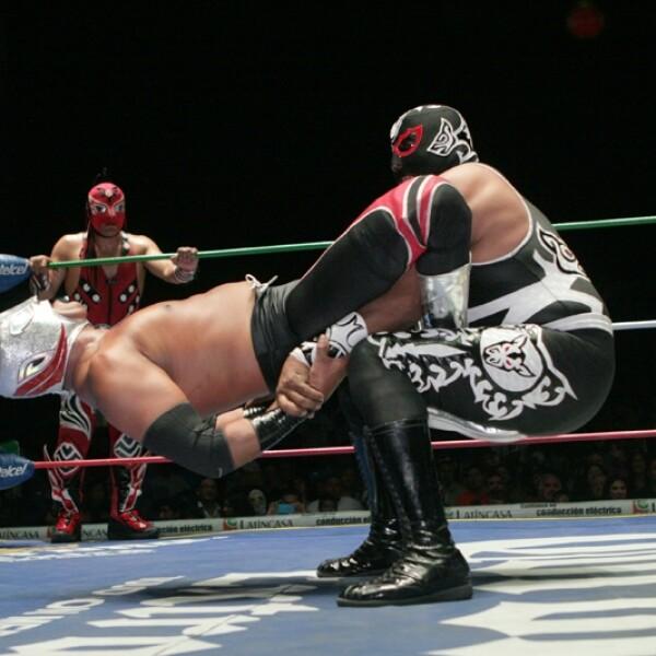 starman carcerbero arena mexico lucha libre