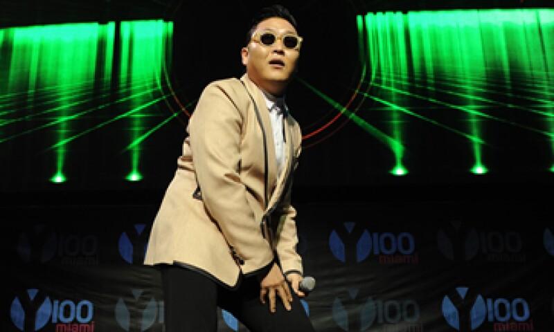 Psy se convirtió en el primer artista surcoreano en ser número uno de las listas musicales de iTunes en Estados Unidos. (Foto: AP)
