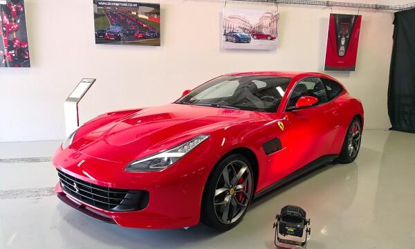 El festival inspirado en Ferrari