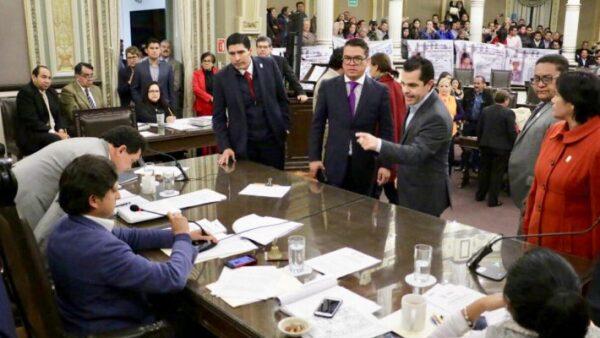 Diputados en Puebla
