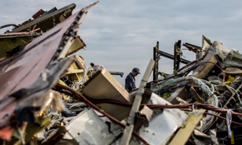 El incidente de Malaysian Airlines inclinará aún más el flujo de fondos hacia América Latina y el sudeste asiático. (Foto: AFP)