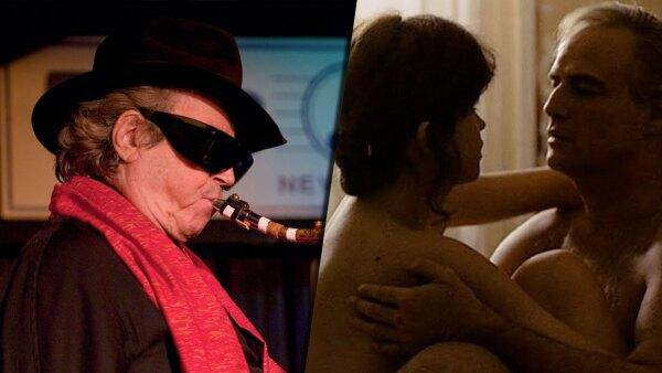 El músico Leandro Barbieri compuso la banda sonora de la cinta El último tango en París
