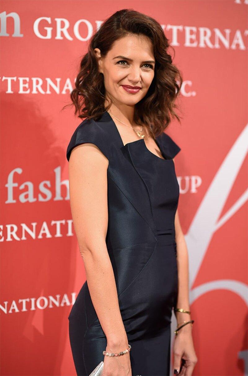 La actriz está orgullosa y feliz con todo lo vivido porque le ha permitido aprender cosas.