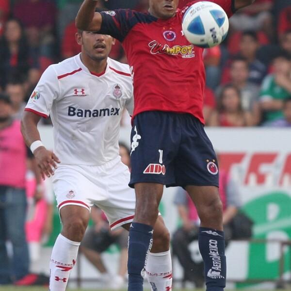 Veracruz estrenó director técnico pero no pudo mejorar su actuación en la liga