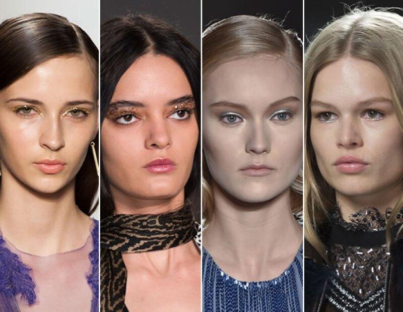 ¿Eres fanática del make up? Te presentamos las mejores tendencias de la temporada para que puedas maquillarte a la perfección con lo que los diseñadores proponen.
