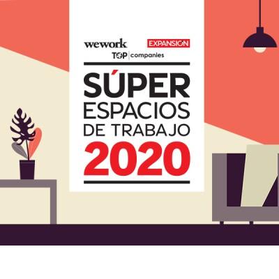 Súper Espacios de Trabajo 2020 - media principal Home Expansión