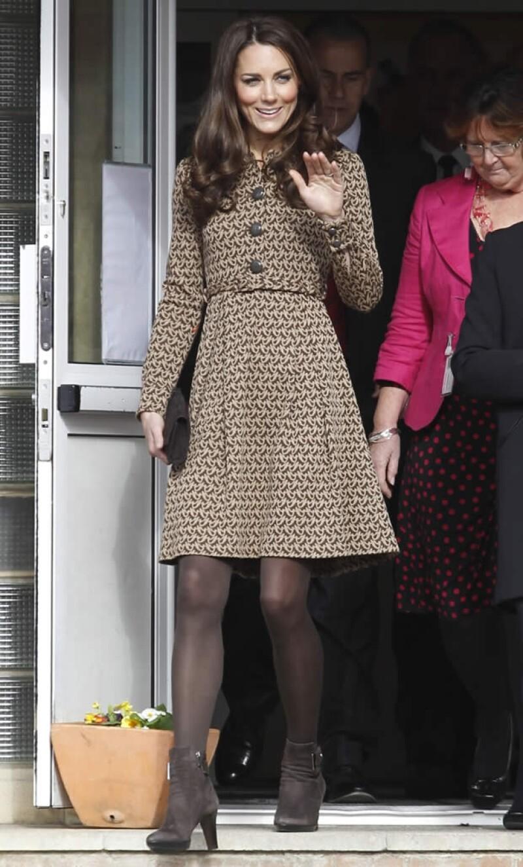 Kate Middleton se ha convertido en uno de los personajes favoritos de los medios.