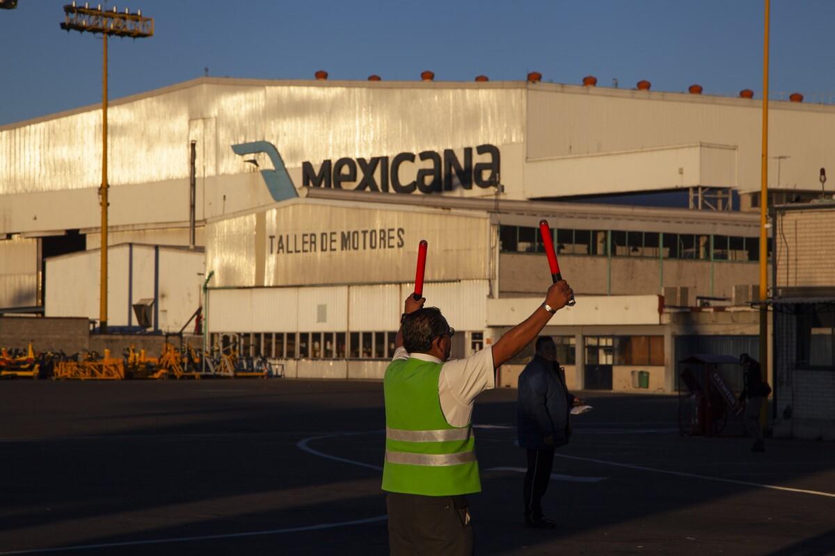Mexicana vale 75 mdd y quiere operar en aeropuertos como Santa Lucía - Expansión