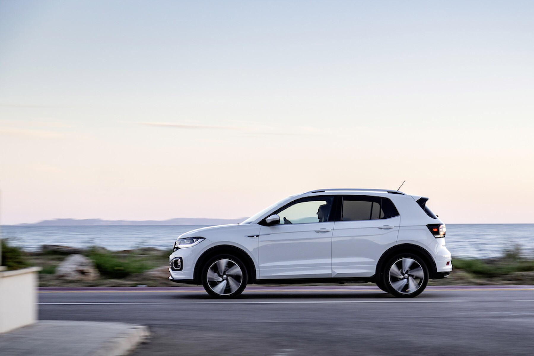 The new Volkswagen T-Cross