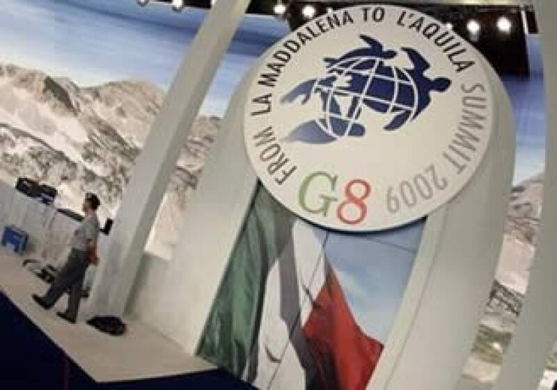 Las naciones del Grupo de los Ocho debaten medidas para reactivar la economía mundial. (Foto: Reuters)