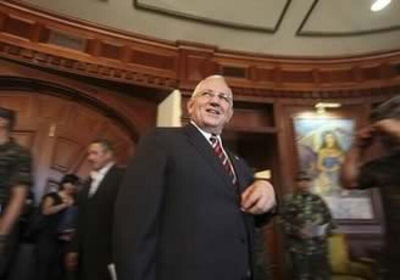 Micheletti enviará una delegación de su gobierno a Washington. (Foto: AP)