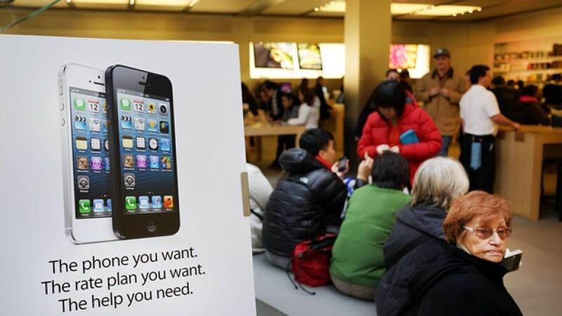 publicidad del iphone