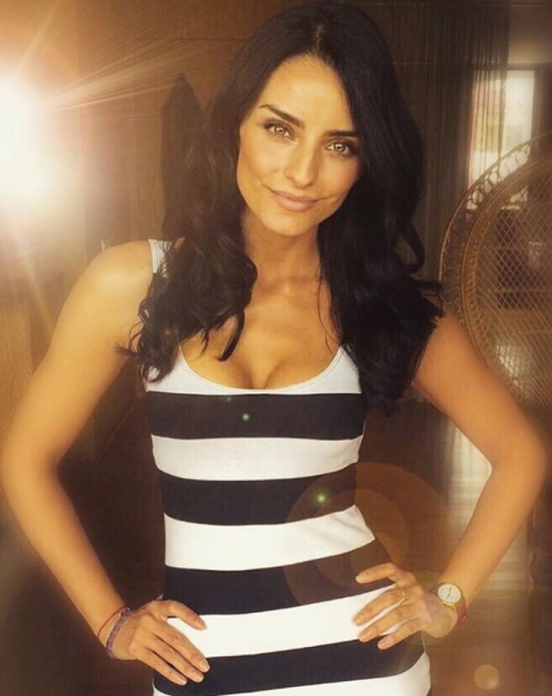 La actriz es una de las 31 mujeres que amamos de la revista Quién®. Aquí te damos unos facts muy interesantes.