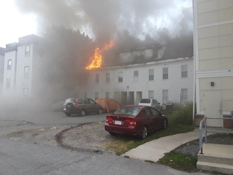 Massachusetts explosiones gas Estados Unidos