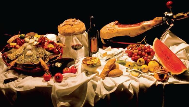 banquete porfirio