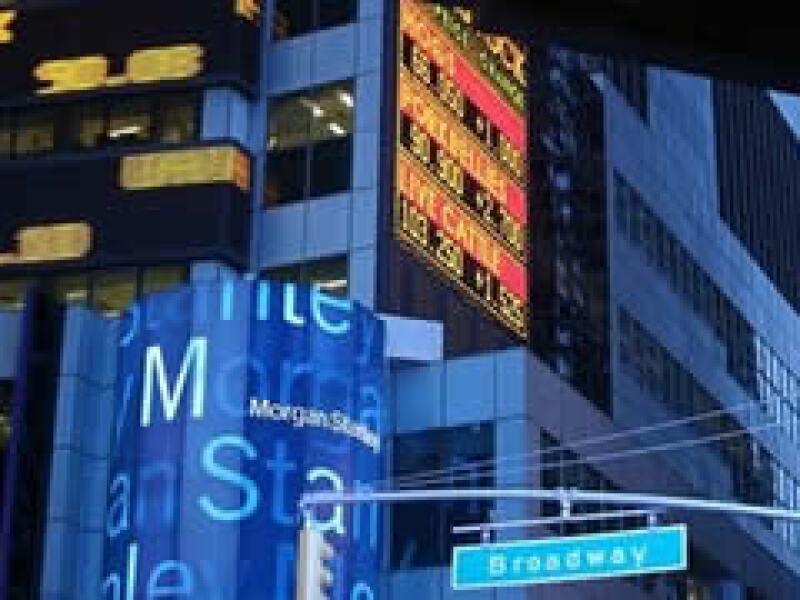 Morgan Stanley tuvo una caída de 62% en sus ingresos durante el primer trimestre del año. (Foto: Archivo)