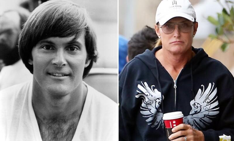 A través de los años el cambio de apariencia de Bruce ha sido radical.