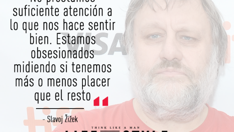 Slavoj Žižek (foto: Getty Images)