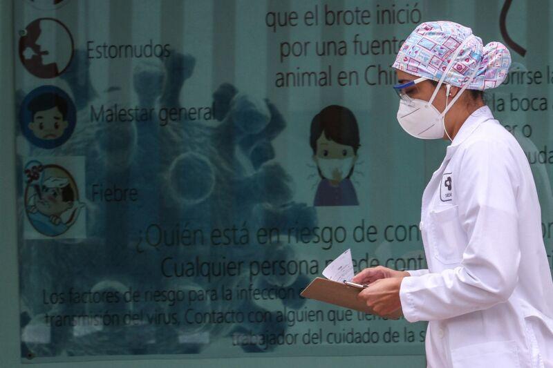 Hospitales de la ciudad registran baja de pacientes por COVID-19