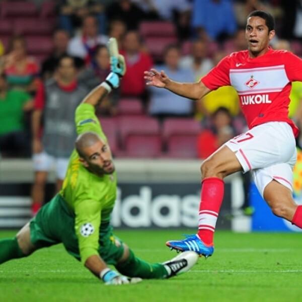 Barcelona vs. Spartak Moscú 3