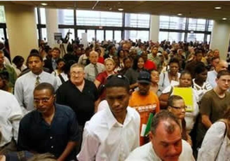 La tasa de desocupación aumentó una décima entre agosto y septiembre en Estados Unidos.  (Foto: AP)