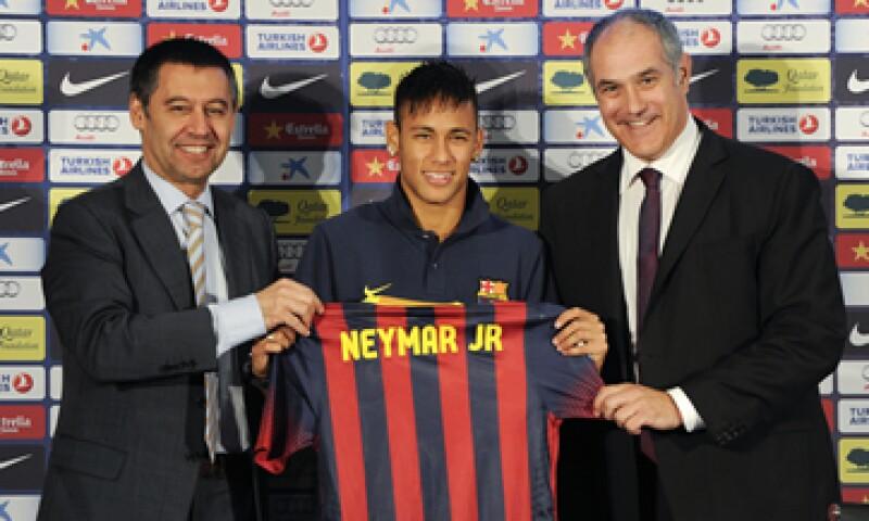 Un juez inició un proceso en contra del Barcelona, su presidente actual y el pasado por presuntos fraudes en el caso de Neymar. (Foto: Getty Images )