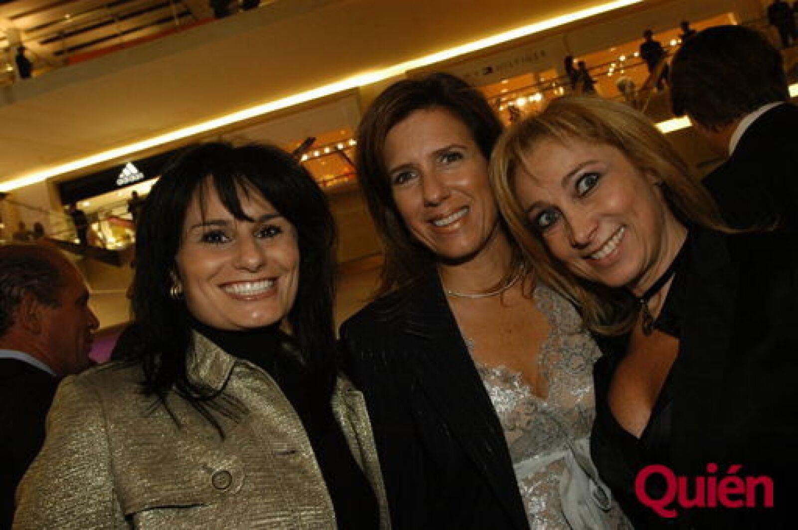 Sofía Hamui, Rosa Winterman, Sophy Cabable