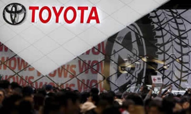 La empresa reportó que sus ventas de autos sumaron 8.35 millones de unidades de enero a octubre. (Foto: Reuters )