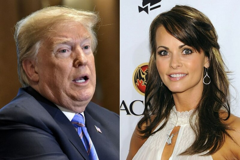 Escándalos de Trump