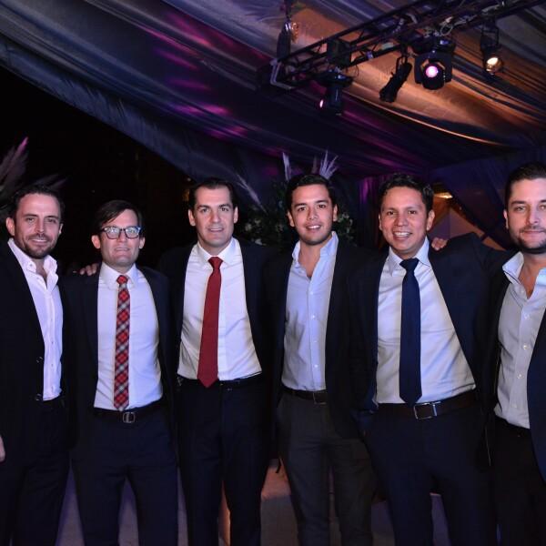 Alejandro Dibildox, Eliseo González, Pablo Canales, Juan Pablo Correa, Marco Hernández y Luis Salazar (2).jpg