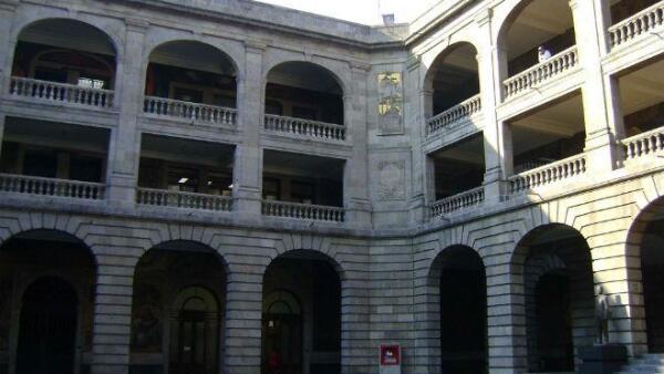 Edificio D.F.