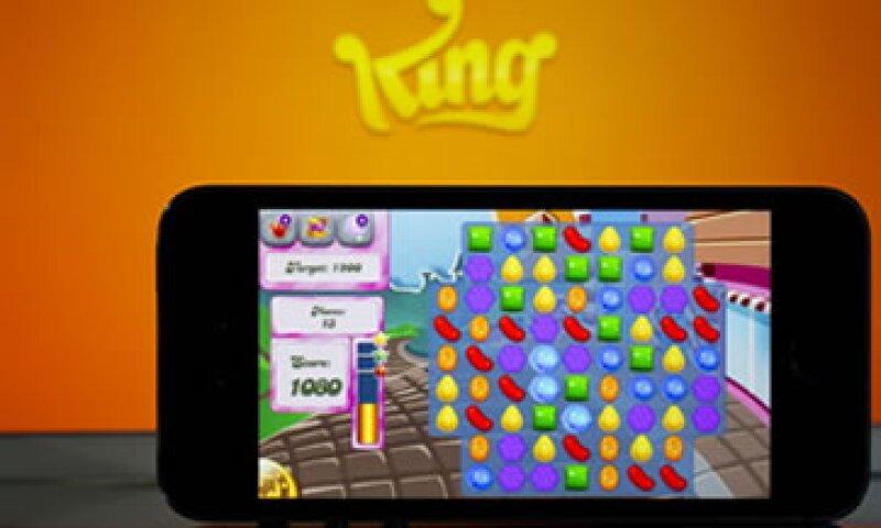Candy Crush, el juego insignia de King, pudo ya haber alcanzado el tope de crecimiento. (Foto: Getty Images)