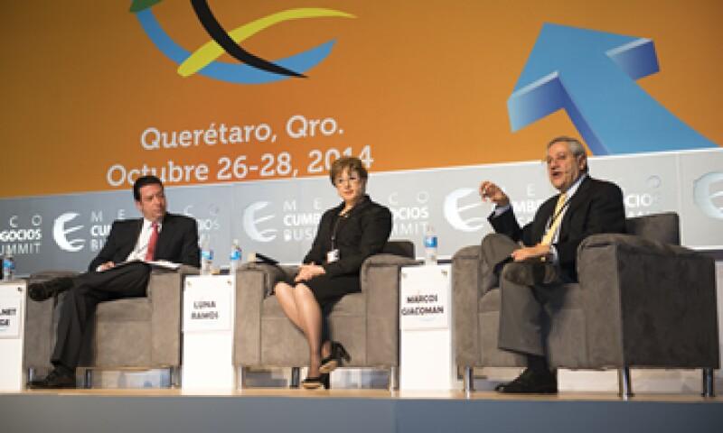 La ministra Margarita Luna Ramos advirtió que de no implementar las reformas quedarán en buenas intenciones. (Foto: Jesús Almazán)