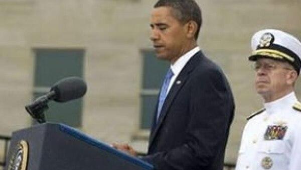 Este viernes 11 de septiembre, Obama habló ante familiares de las 184 víctimas que perdieron la vida a causa del ataque terrorista orquestado por Al Qaeda.