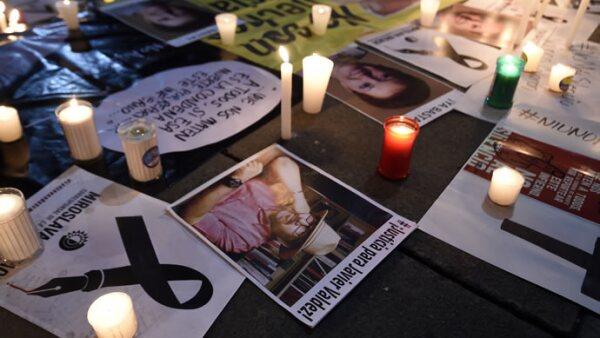 Alto a los asesinatos de periodistas