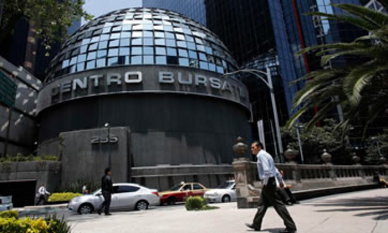 En la semana, la Bolsa retrocedió 3.98% y en todo enero registró una baja de 5.09%. (Foto: Reuters )