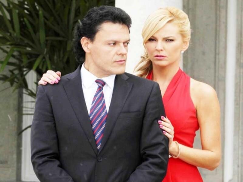 La telenovela que graba la venezolana con Pedro Fernández y Claudia Álvares apenas comenzó.
