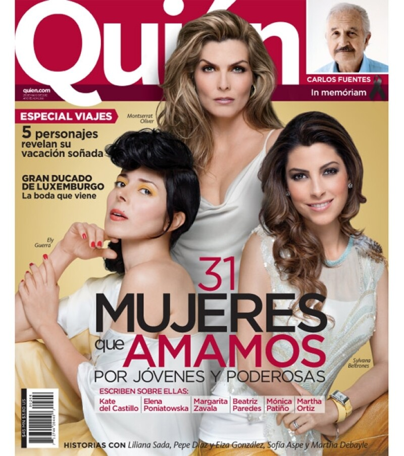 En esta nueva edición de la publicación, hacemos homenaje a las jóvenes, poderosas y trabajadoras de México.