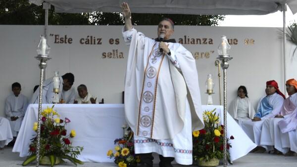 Capos garantizan al obispo de Guerrero no asesinar candidatos